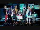 【にじさんじMMD】Black Out+2曲【お着替え】