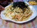 (26)初めて『タラコスパゲティ』を作ってうpる