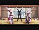 【MMD刀剣乱舞】不安定な付喪神様※ヲタ芸【おだて組】