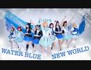 【Aries】WATER BLUE NEW WORLD 【踊ってみた】