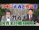 【国民が止める!】日本に正義と勇気を、習近平国賓来日絶対阻止![桜R1/12/23]