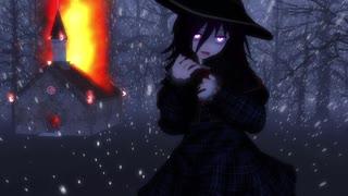 【MMD】クリスマス前なので教会燃やしてみた^^;