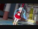 [MMD] Suki Yuki Maji Magic \好き!雪!本気マジック|TDA Christmas Miku 初音ミク | Parthenon Stage 4K 60fps