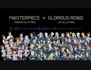 【iM@SHUP】M@STERPIECE × GLORIOUS RO@D 2019 Ver.