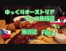ゆっくりオーストリア・チェコ旅行記 File.2 ウィーンの巨大肉を食す!