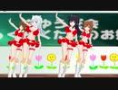 【エロ】第六駆逐隊が海防艦に可愛いダンスを披露します