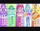 【MMD】ライカ スタプリ5人Ver.【プリキュア】