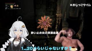 【Bloodborne】あかりちゃんで形状変化マラソン.dbsps4