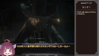 Bloodborne カンストオールボスノーダメー