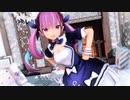 【MMDホロライブ】 湊あくあで好き!雪!本気マジック