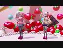 【MMD艦これ】白露&村雨さんで 恋愛デコレート