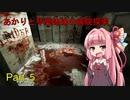 【Outlast】あかりと琴葉姉妹の病院探索 ♯5【VOICEROID実況】