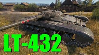 【WoT:LT-432】ゆっくり実況でおくる戦車戦Part659 byアラモンド