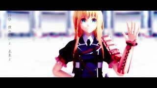 【MMD】flos【刀剣乱舞×Fate】