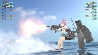 駆逐艦隊演習 白露型 VS 陽炎型