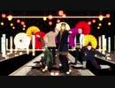 【金カムMMD】FREELY TOMORROW踊ってもらった 杉・白・尾・谷・キロ・鶴・鯉・月・宇・二+α
