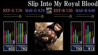 【GITADORA】Slip Into My Royal Blood【N