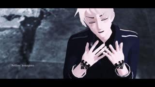 【MMD MV】彼のことは闇の中だけで知るの|In the Dark  by JoJo