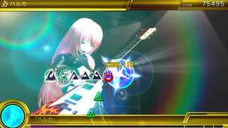 【Project DIVA F2nd】 ハルカ 【譜面】