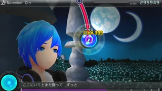 【Project DIVA F2nd】November Cry【譜面】