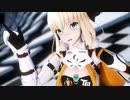 【Fate/MMD】アルトリア・ペンドラゴン Racing Ver.で「ヒバナ」
