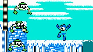 【TAS】 ロックマン1 in 00:27.04 【任意コード実行】