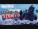 フォートナイトトレーディングカードシリーズ1開封#1【Fortnite】