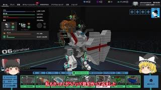 (Robocraft)戦場を駆け抜ける一軒家がある