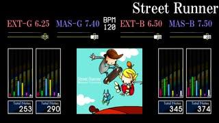 【GITADORA】Street Runner【NEX+AGE】