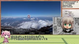 紅葉シーズンの富士山攻略リアル登山アタック