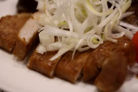 子どもも食べれる、わさび味噌焼き【料理】
