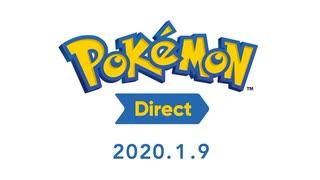 Pokémon Direct 2020.1.9