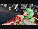 【東方MMD】勇儀さんに着付けして貰ったら・・・(大妖精でLamb.)あとパ○ツ注意ね