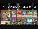 【遊戯王ADS】アークネメシス・エスカトス