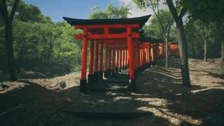 【Explore Fushimi Inari】順路から外れて【ゆっくり実況プレイ】