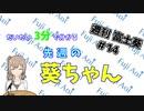【12/30~1/5】だいたい3分で分かる先週の葵ちゃん【週刊富士葵#14】