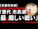 【京都市長選】公明党府本部代表「歴代の市長選で最も厳しい戦い」- 若者住みづらい状況、オーバーツーリズム課題の指摘も