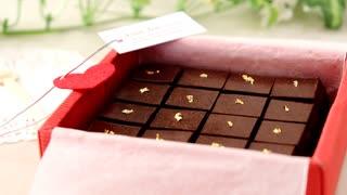 レンジで簡単ワンランク上の生チョコレシピ Raw ganache up a notch 【バレンタインチョコ】