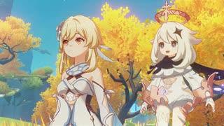 『原神 Genshin Impact』ゼルダの伝説BotWに影響された新作ゲーム