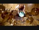 【双竜の刃】-哲郎 (Tetsuro) - DRUM PLAYTHROUGH_ [HD 1080]