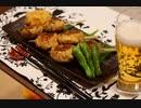 ビールに、白米に!鶏つくね【料理】
