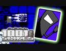 第227位:【1001 Spikes】初見殺しで死に狂う2人実況♯15