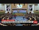 イランの撃墜で国民死亡5カ国が調査参加と公正な刑罰要求...撃墜動画撮影者を逮捕?