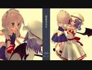 【東方MMD】合気道紫ほか【小ネタ】
