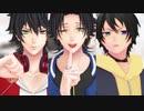 【ヒプマイMMD】クラブ=マジェスティ【Buster Bros!!!】
