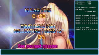 Metroid Fusion - Skip to End of Game wi