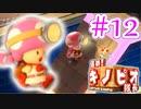 【進め!キノピオ隊長実況】ジャンプできない退化したキノコで冒険にでようぜ!?part12