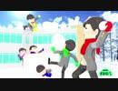 【MMDおそ松さん】天使な六つ子のダダダダ天使♪