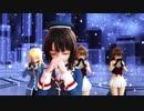 【MMD艦これ】高雄型四姉妹の「WINTER_ALICE」:1080P
