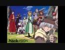 2002年04月03日 TVアニメ ドットハック サイン 挿入歌 「aura」(See-Saw)
